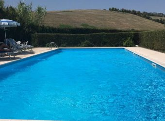 PRETTY DUPLEX IN RESIDENCE WITH SWIMMING POOL- CORFU- PINETO BEACH AREA